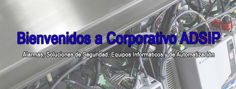 Corporativo ADSIP la mejor solución para tu empresa